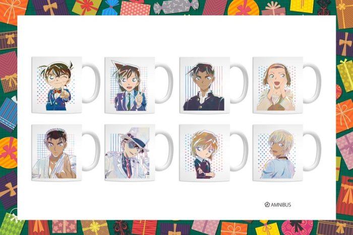 【名探偵コナングッズ】Ani-Artマグカップvol.3を通販で!【2020年11月発売】