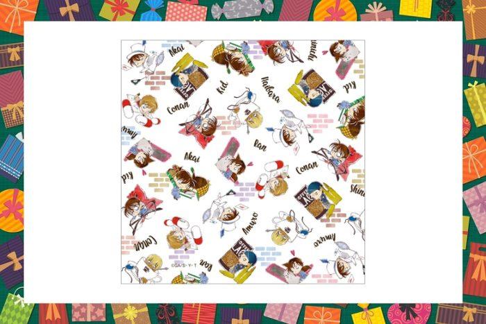 【名探偵コナングッズ】ミニチュアシリーズマルチクロスを通販で!【2020年9月発売】