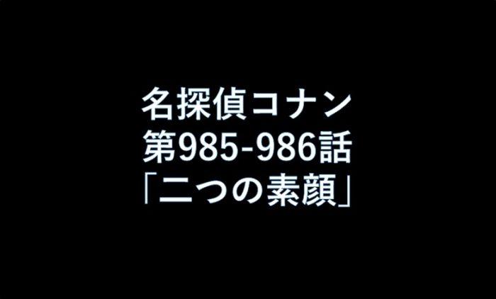 名探偵コナン「二つの素顔」ネタバレと声優!武藤雅子や夫は誰?