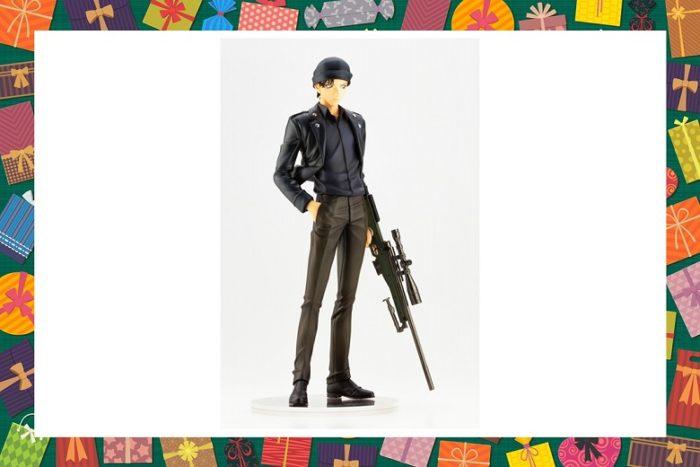 【名探偵コナングッズ】ARTFX J 赤井秀一完成品フィギュアを通販で!【2021年4月発売】