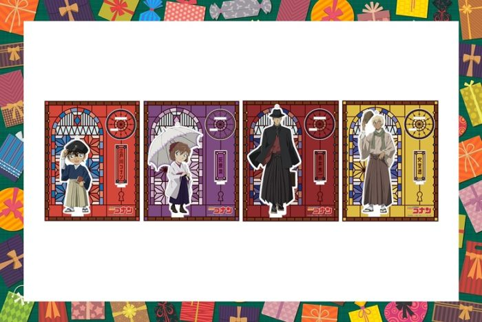【名探偵コナングッズ】アクリルスタンドキーホルダー(ハイカラ)を通販で!【2020年11月発売】