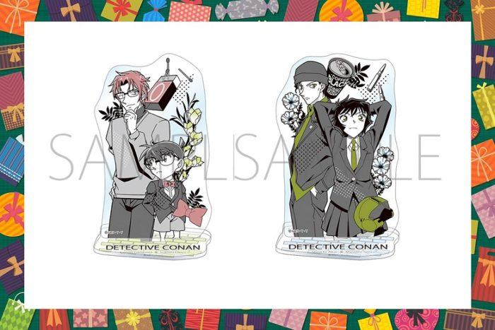 【名探偵コナングッズ】アクリルスタンド/スタイルガイドを通販で!【2020年12月発売】