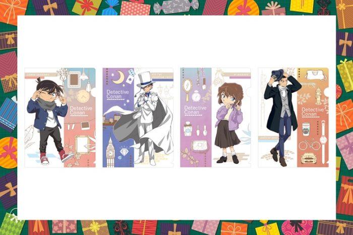 【名探偵コナングッズ】シングルクリアファイルを通販で!【2020年12月発売】