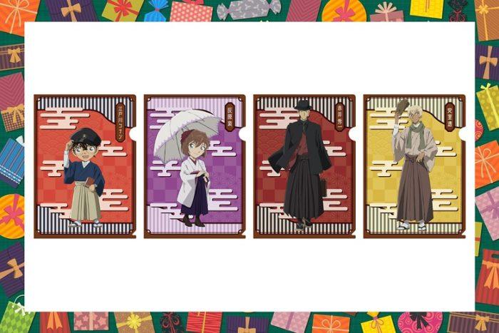 【名探偵コナングッズ】クリアファイル(ハイカラ)を通販で!【2020年11月発売】